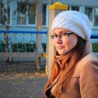 Портрет на закате :: Кирилл mvk