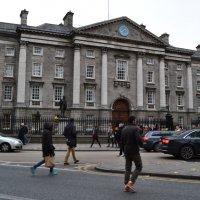 Тринити-колледж в Дублине. :: zoja