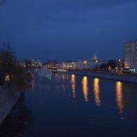 Водоотводной канал Москвы :: Галина R...