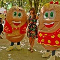 На празднике хлеба :: Владимир Болдырев