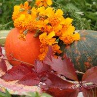 Осень в стиле кантри :: Lyudmila Petryashina