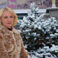 с елочкой :: Евгения Чернова