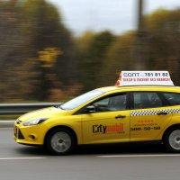 Куда спешит таксист Москвы? :: Марк Студёнов