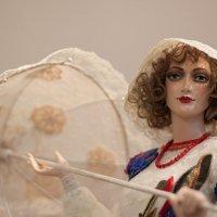 Портрет куклы :: Леся Тихонова
