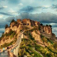 Город на горе :: Rurouny Гриценко