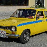 Ретро Форд Ford Escort Tudor :: Евгений Кривошеев