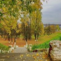 Осень в Костроме :: Валерий Тумбочкин