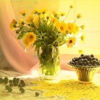 С ежевичным вкусом лета :: galina tihonova