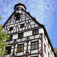 Дом Пилата - достопримечательность Нюрнберга :: Елена Павлова (Смолова)