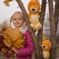 осень :: Людмила Тимощук