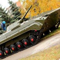 Боевая машина :: Дмитрий Арсеньев
