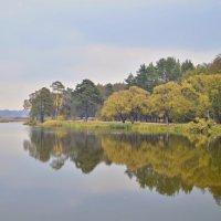 Озеро :: Александр Максименко