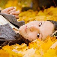 осень Татьяна :: Анастасия Валерьева