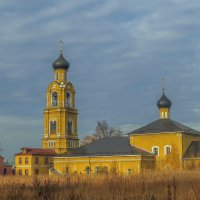 церковь на Селивановой горе :: Сергей Цветков