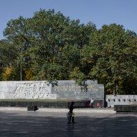 Фрагмент мемориала воинской славы :: Владимир Кроливец