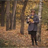 Осенняя прогулка :: Борис Борисенко