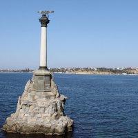 В память о затопленных кораблях Севастополя :: Dogdik Sem