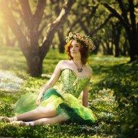 Лесная фея :: Фотохудожник Наталья Смирнова