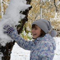 Первый снег :: Татьяна Калинина