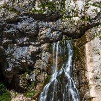 Гегский водопад. Абхазия. :: Андрей Гриничев