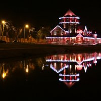 Мордовское подворье, Саранск :: Alexandr Shemetov