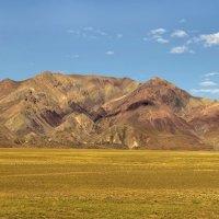 Горы Тибета. Панорама :: Ирина Токарева