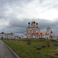 Собор Сергия Радонежского в Троице-Сергиевом Варницком монастыре :: Galina Leskova