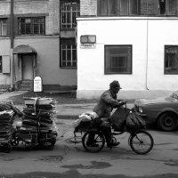 Михаил Андреев - На колёсах :: Фотоконкурс Epson