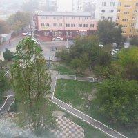 На западе дождик :: Валерий Дворников