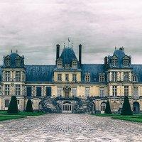 Château de Fontainebleau :: Vladimir Zhavoronkov