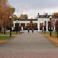 В парке :: Дмитрий Арсеньев