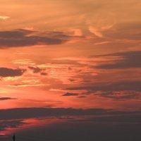 Осень. Закат. :: Наталья Лебедева