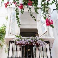Балконы Марбельи :: Анастасия Богатова