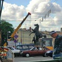 Люди и кони :: Николай Танаев