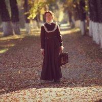 Осень гимназистки :: Вера Шамраева