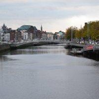 Река Лиффе в Дублине. :: zoja