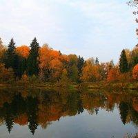Октябрь :: Тамара