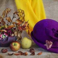 Осенний каприз. :: Милена )))