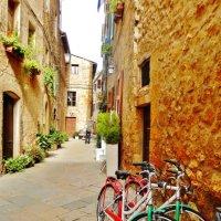 Велоседы - бичиклетти по-итальянски :: Лина Пушок