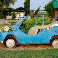 Das Auto :: Lika Shakhmatova