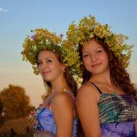 Девушки-красавицы :: Юлия Назаренко