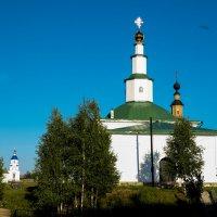Монастырь :: Ирина Корнеева