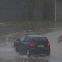 Сегодня снова шёл дождь :: Валерий Дворников