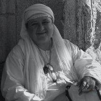Ха! Я в историю попала!«Израиль, всё о религии...» :: Shmual Hava Retro