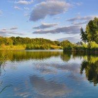 Облако в реке) :: Мария Богуславская