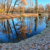 Холодная осень :: Сергей Григорьев