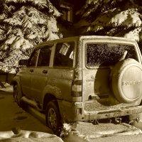 И у нас снегопад!!! :: Стил Франс