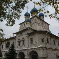 Церковь в Коломенском :: Kasatkin Vladislav