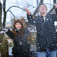 Первый снег :: Любовь Белугина