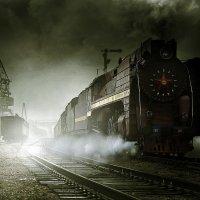 Генерал (дым отечества).... :: Борис Соломатин